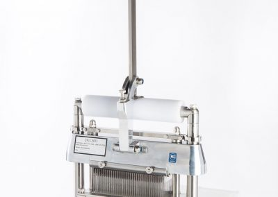 Upper portion of Jaccard Model H Commercial Meat Tenderizer