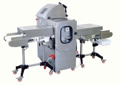 Jaccard Commercial Sectormatic Rotary Strip Slicer