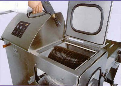 Jaccard Commercial Sectormatic Rotary Strip Slicer Blade Set